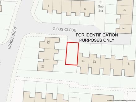 Plot 4: Parcel of land near Coventry University Hospital