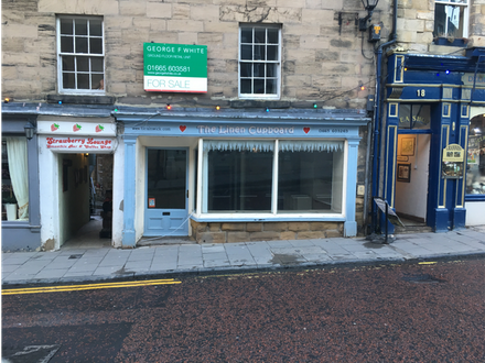 VACANT SHOP IN DESIRABLE TOWN CENTRE LOCATION