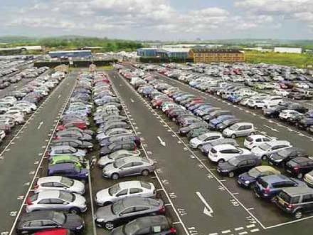 Car Park Space
