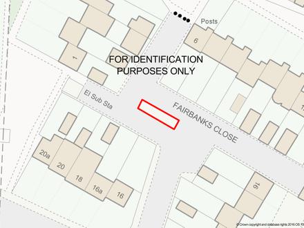 Plot 1: Parcel of land near Coventry University Hospital