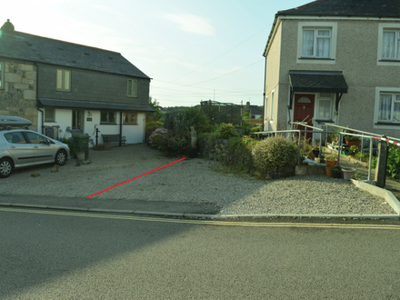 Parking Space in St Ives