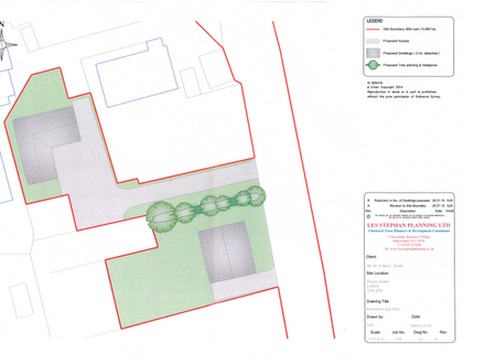 Building Plot with Outline Planning Permission
