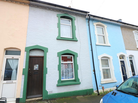 2 Bedroom Terraced House In Need of Modernisation