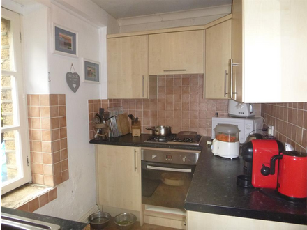 TWO BEDROOM TERRACE PROPERTY