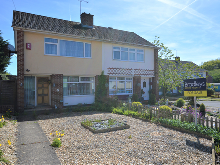 Three Bedroom Semi-Detached House In Need Of Renovation Throughout