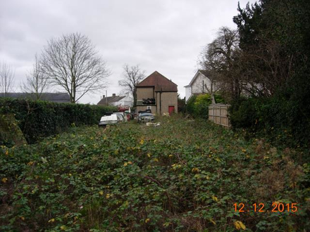 Three Bedroom Detached House With Development Potential