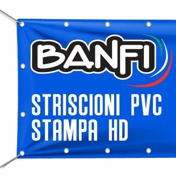 Striscioni PVC con Stampa HD...Dai Visibilità alle Tue Idee