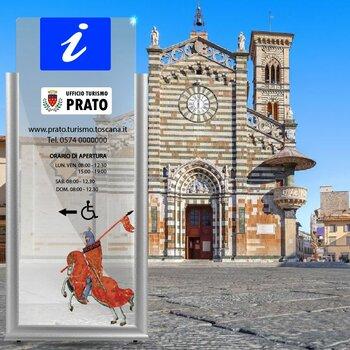 Struttura Totem Ecciaio & Plex Porta Targhe e Molto Altro Ancora...