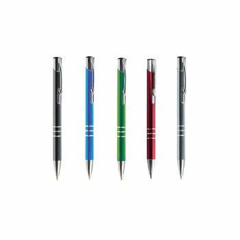 Penna a Sfera in Alluminio Mod. Chrome...Personalizzabile