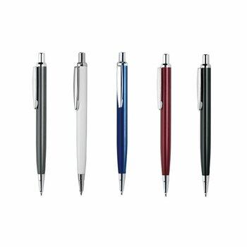 Penna a Sfera in Lacca Metallizzata Mod. Dual...Personalizzabile