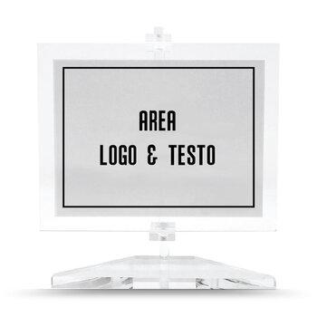 Targa-Trofeo Plexiglass Mod. CAV