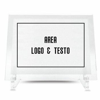 Targa-Trofeo Plexiglass Mod. 2318