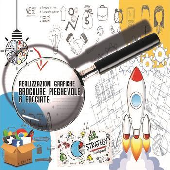 Creazione Grafica della Tua Brochure Pieghevole