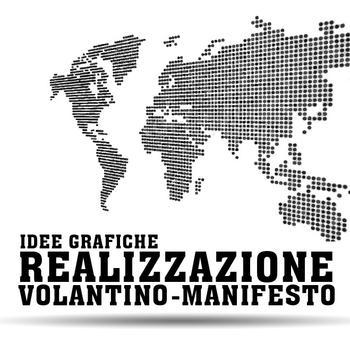 Creazione Grafica Manifesto o Volantino A3/A4/A5
