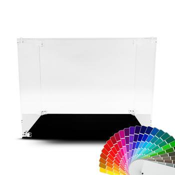 Teca in Plexiglass NEUTRA per il Tuoi Cimeli Sportivi e Non Solo... H 30 cm L 40 cm P 30 cm