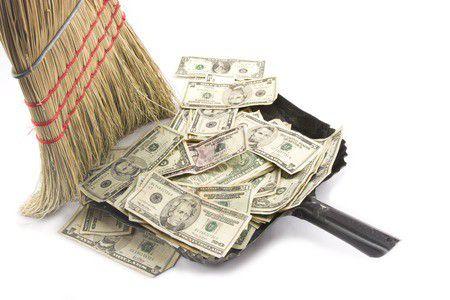 Tavaszi (pénzügyi) nagytakarítás
