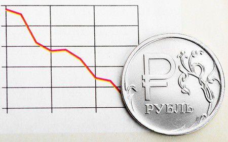 Vég nélkül esik az orosz rubel… Nehogy azt hidd, hogy minket nem érint!
