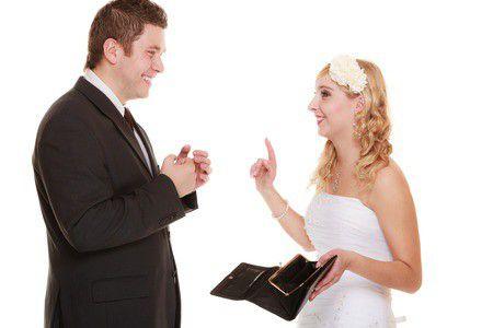 A házasság és a pénzügyek