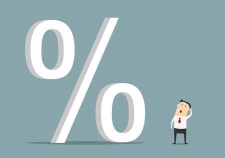 SOHA TÖBBÉ nem lesznek már magasabbak a kamatok?