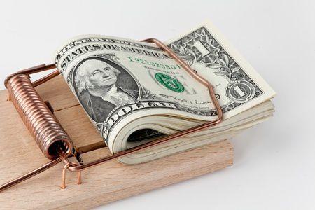 Saját csapdájukba esnek a bankárok