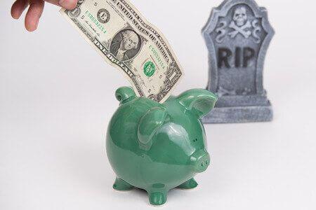 Nem akarsz a zombi bankok áldozata lenni? Itt a menekülőút!