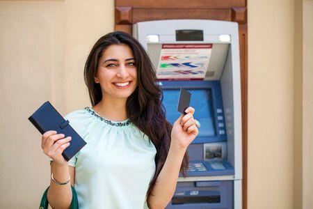 Készpénzfelvétel ATM-ből