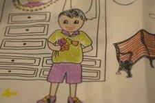 Válaszd gyermekednek a trendi, színezhető tapétát!