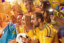 Ha a foci vb-ről van szó, a befektetők is otthagyják a tőzsdéket!