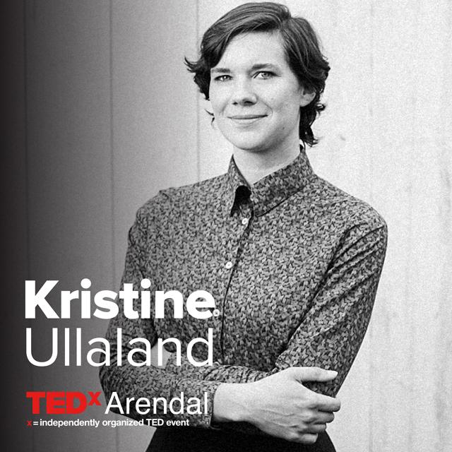 Kristine er en ettertraktet foredragsholder og  har siste året vært på TedTalk, NRK og TV2 og på fremsidene til de fleste norske aviser.