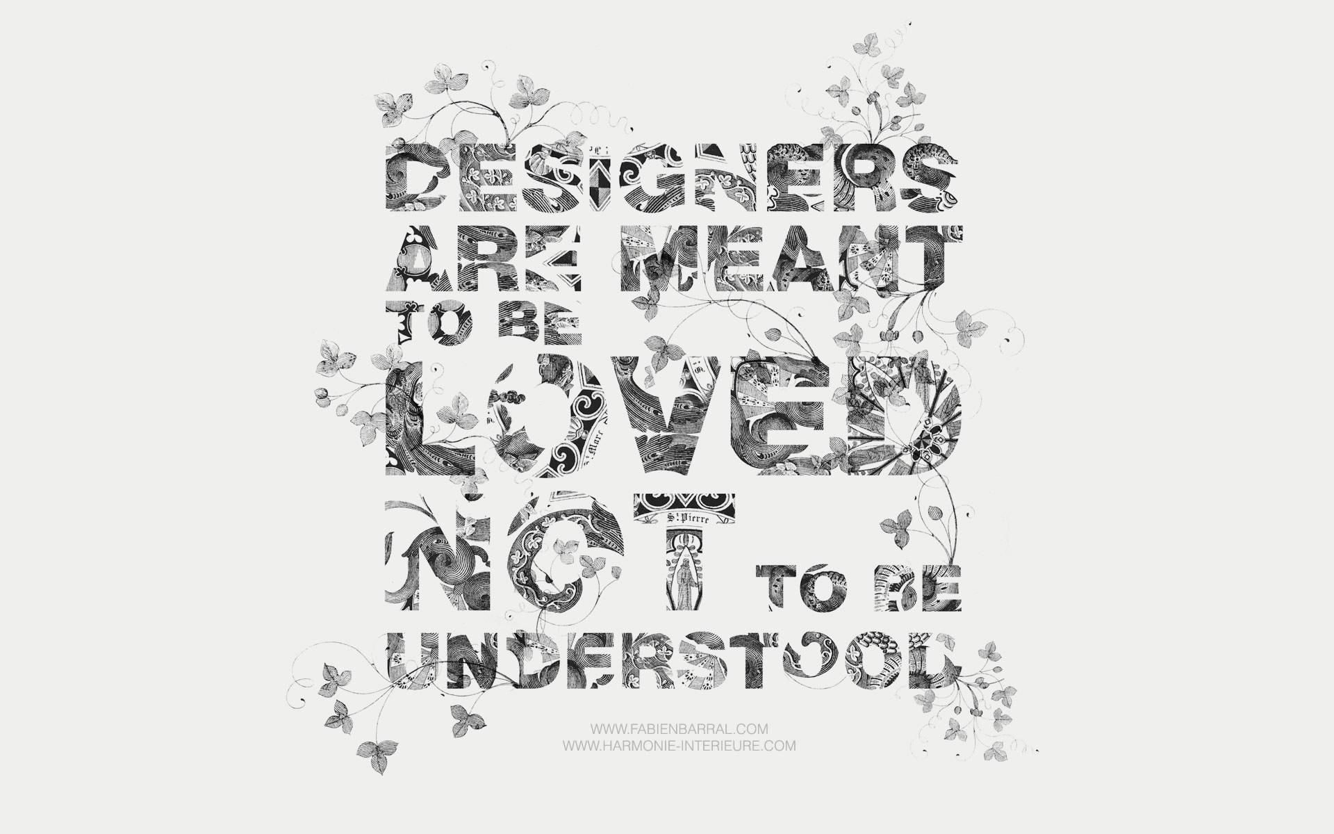 Best Cool Typography Design Hd Wallpapers Desktop Backgrounds 2a