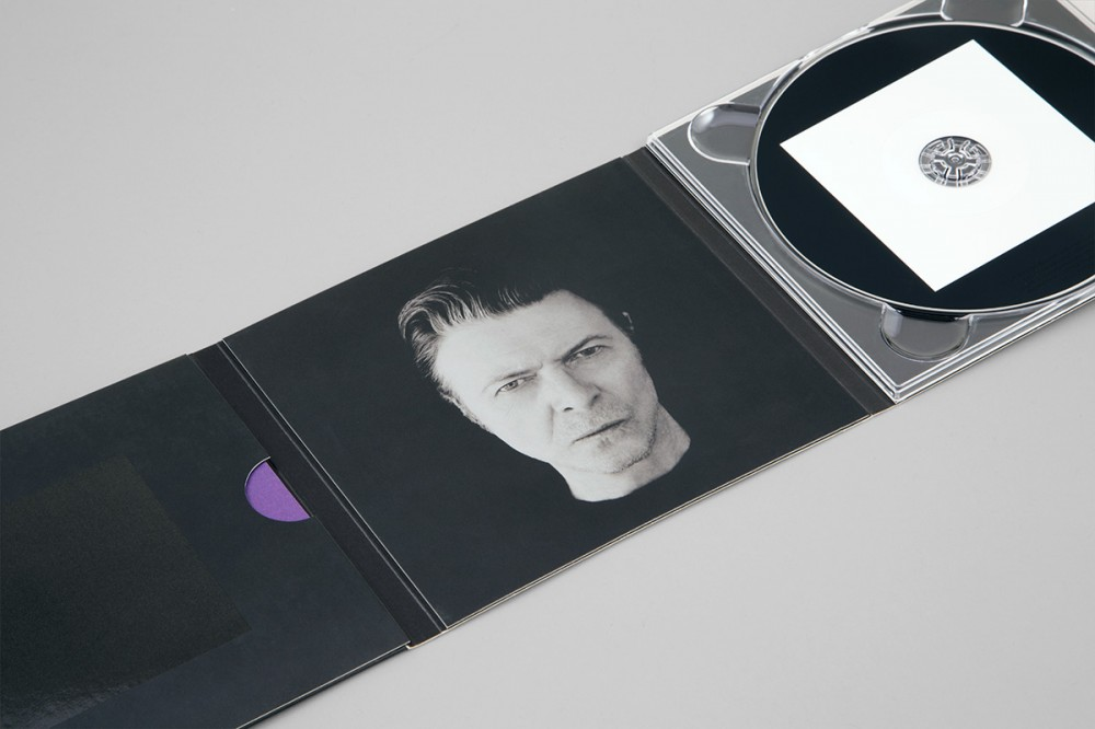David Bowie: The Next Day — Barnbrook Barnbrook