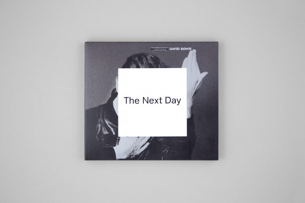 David Bowie: The Next Day — Barnbrook Barnbrook