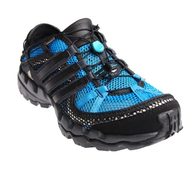 sports shoes ba0f2 eba2b HYDROTERRA SVART BLÅ Fritidssko