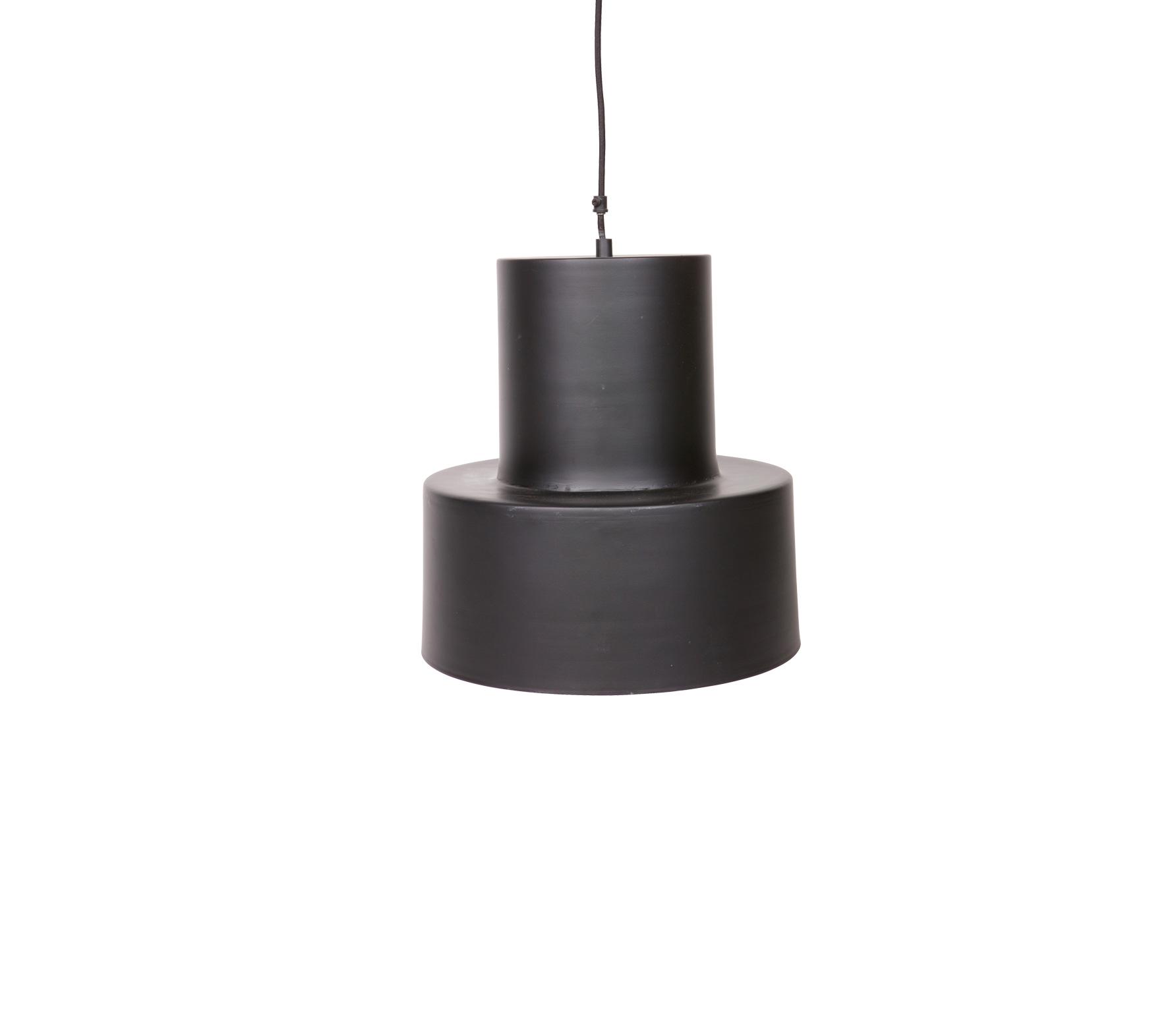 BePureHome Beam hanglamp � 35�cm zwart Zwart