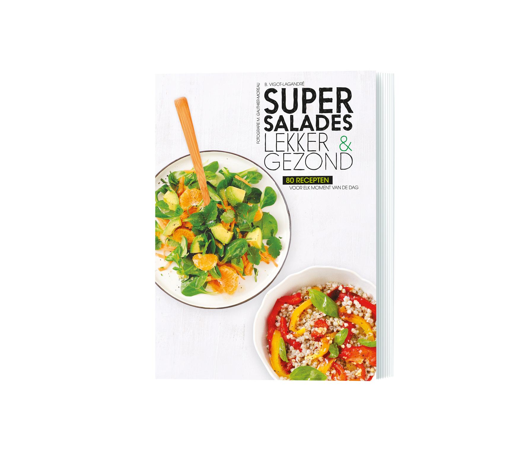 Kookboek Super salades Super salades