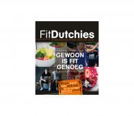 Boek Fit Dutchies - Gewoon fit is genoeg Gewoon fit is genoeg