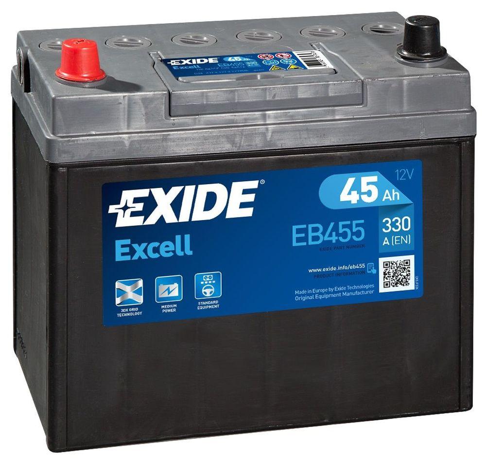 Car Battery Exide 057se 043se Low Cost Batteries Online