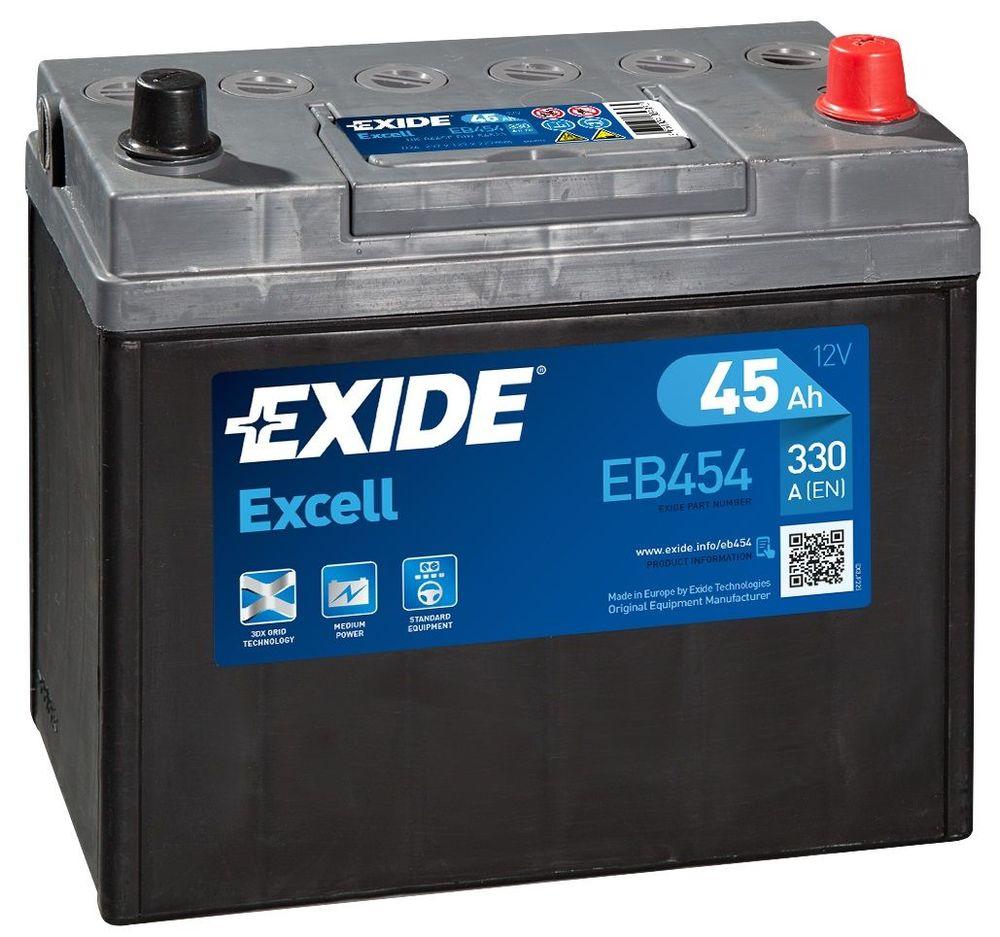 Exide Car Battery >> Car Battery Exide 053se 044se Eb454