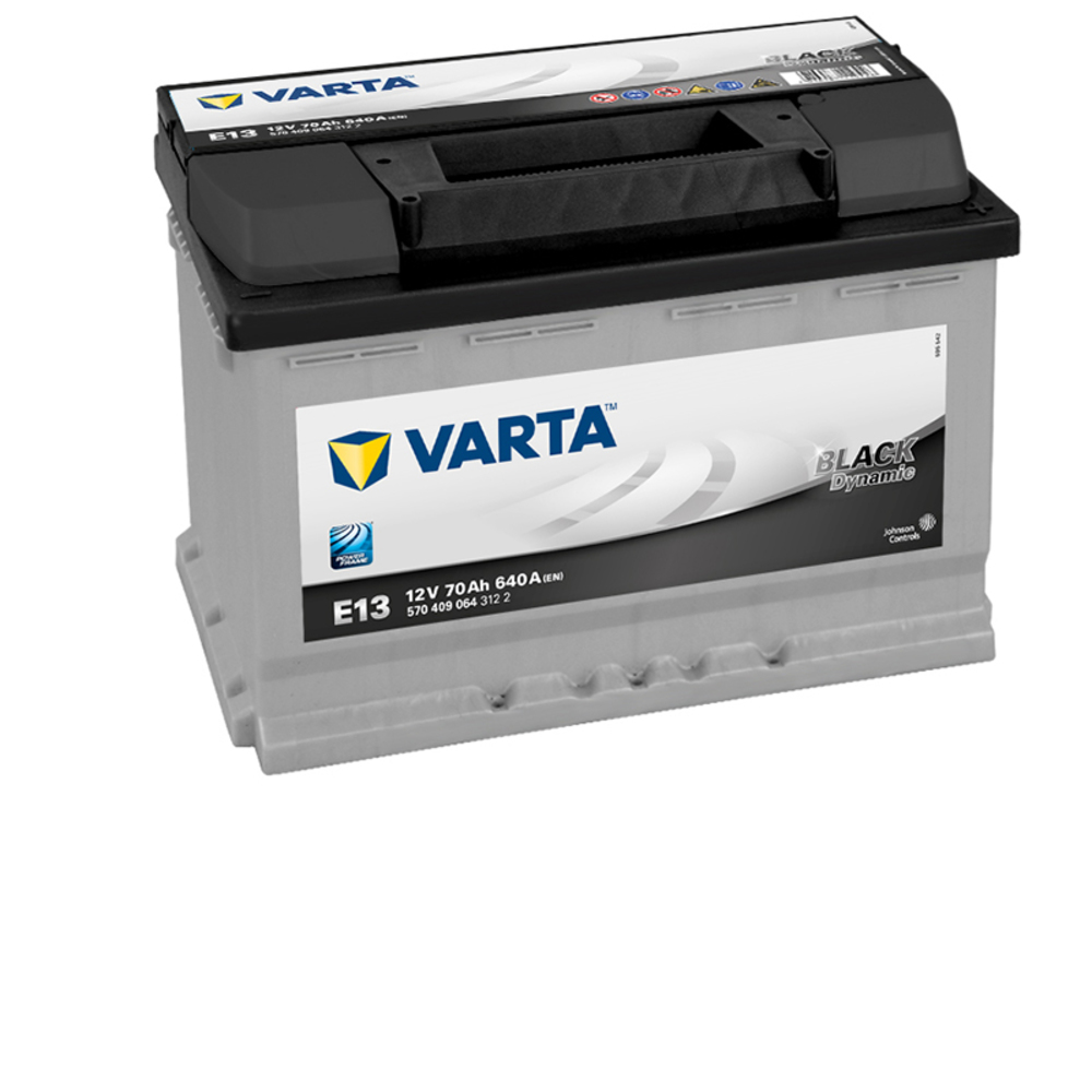 varta car battery new powerframe 067 096 e13. Black Bedroom Furniture Sets. Home Design Ideas