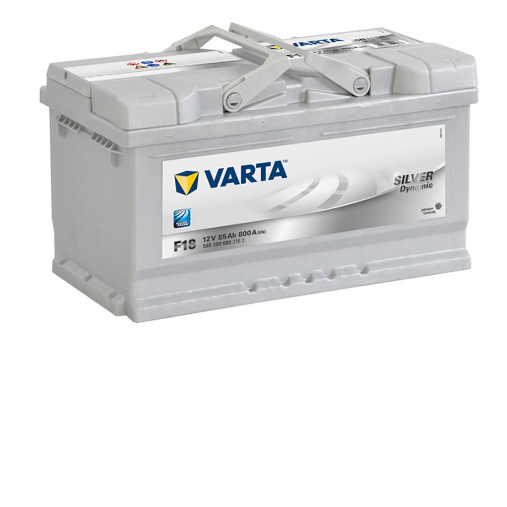 varta car batteries new powerframe 110 f18 585200080. Black Bedroom Furniture Sets. Home Design Ideas