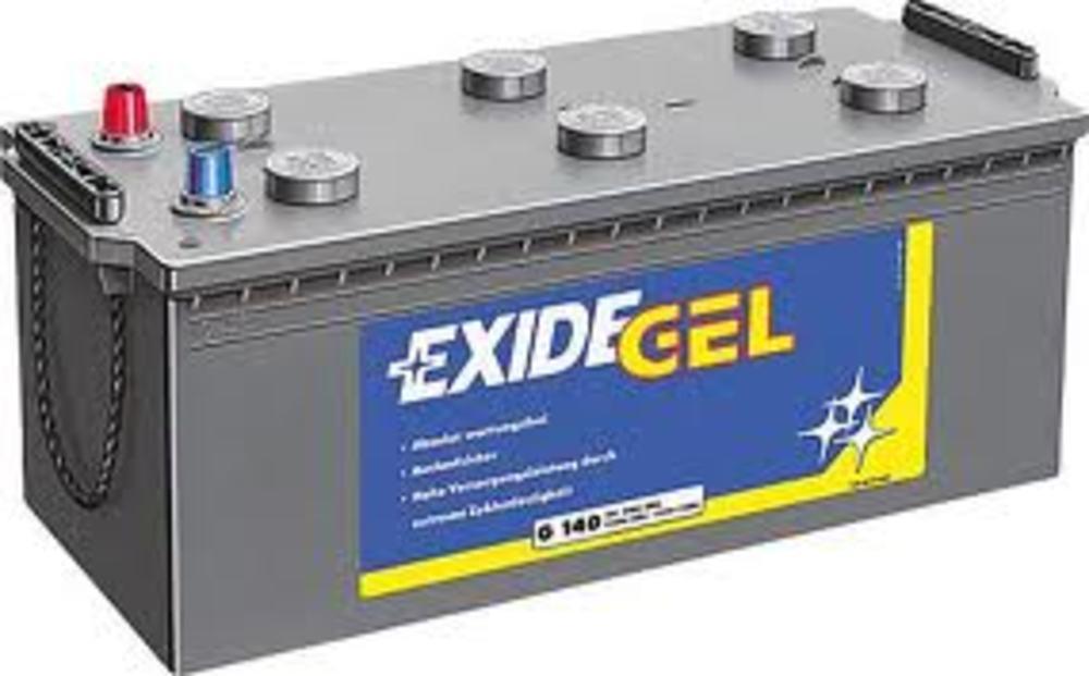 exide gel battery es1350 es1350 gel low cost batteries online. Black Bedroom Furniture Sets. Home Design Ideas