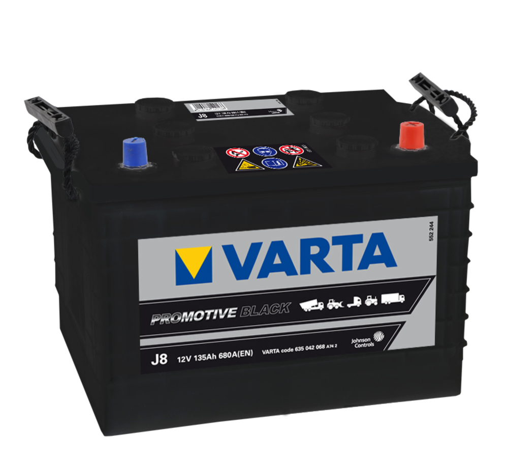 varta commercial battery j8w 633 low cost batteries online. Black Bedroom Furniture Sets. Home Design Ideas