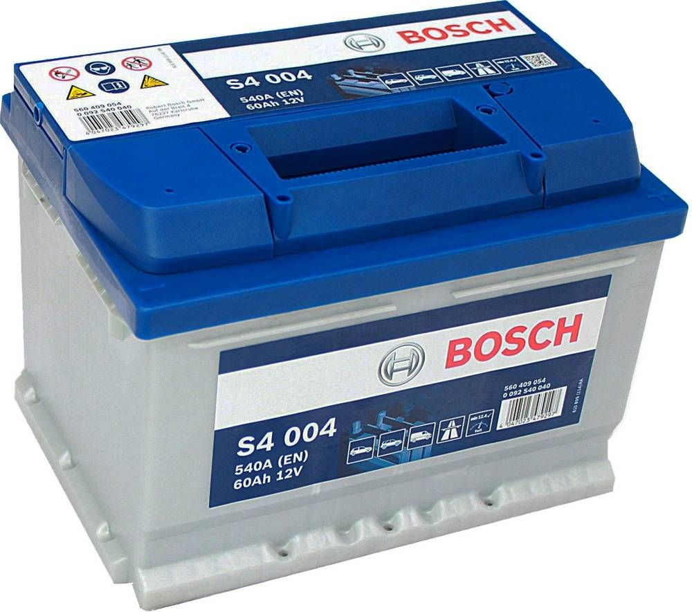 s4 004 bosch car battery best price and free next day delivery. Black Bedroom Furniture Sets. Home Design Ideas