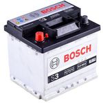 S3 003 Bosch Car Battery 12V 45Ah Type 077 S3003