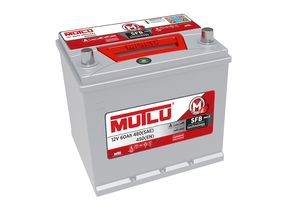 Mutlu Car Battery Type 005L