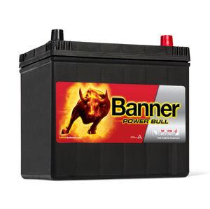 Banner Car Battery Power Bull Type 005L (P6068)