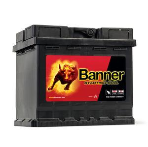 Banner Car Battery Starting Bull Type 012 (54559)