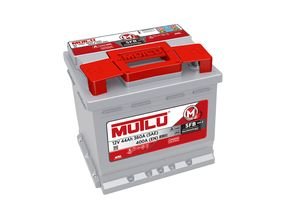 Mutlu Car Battery Type 012