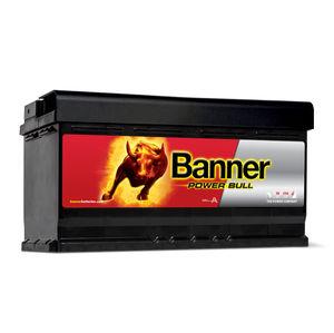 Banner Car Battery Power Bull Type 017 (98820)