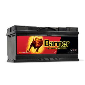 Banner Car Battery Starting Bull Type 017 (58820)